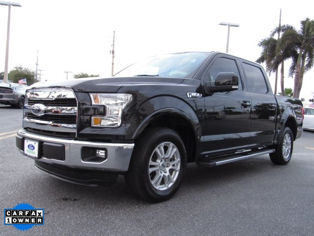 2015 F-150 Crew Cab Pickup #B57703 - photo 7