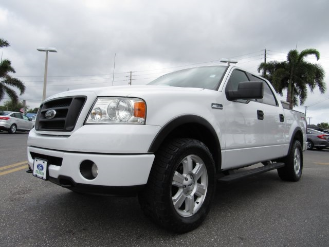 2008 F-150 Super Cab 4x4, Pickup #B79959 - photo 9
