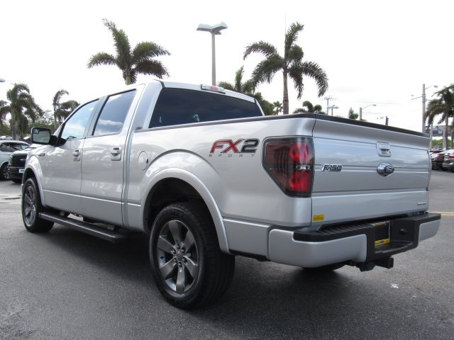 2012 F-150 Crew Cab, Pickup #B80819 - photo 7