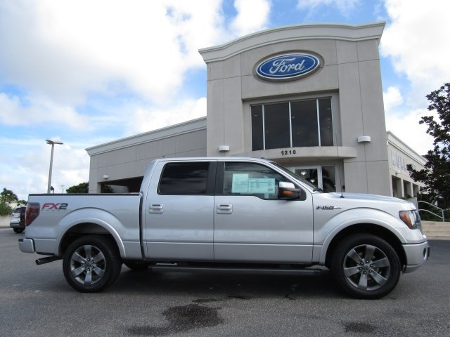 2012 F-150 Crew Cab, Pickup #B80819 - photo 5