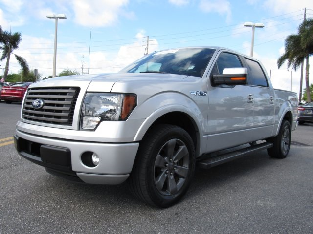 2012 F-150 Crew Cab, Pickup #B80819 - photo 4