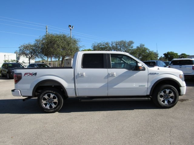 2014 F-150 Super Cab 4x4 Pickup #B87329F - photo 24