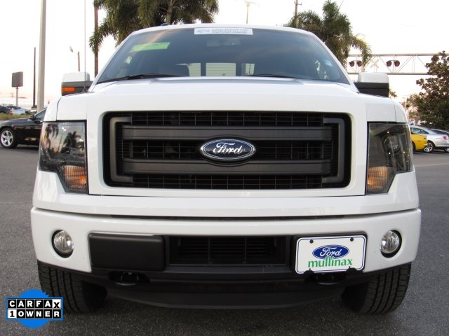 2014 F-150 Super Cab 4x4 Pickup #B87329F - photo 5