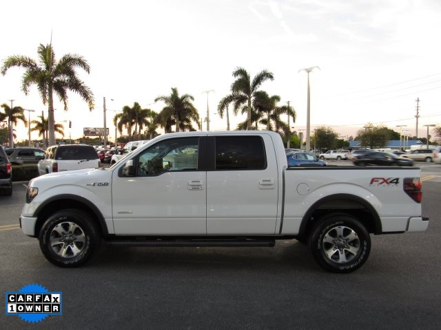 2014 F-150 Super Cab 4x4 Pickup #B87329F - photo 15