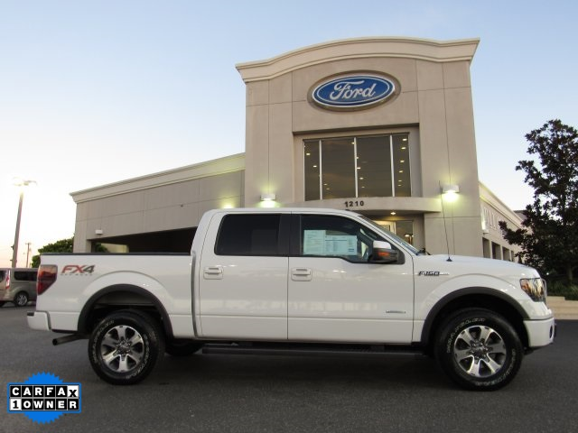 2014 F-150 Super Cab 4x4 Pickup #B87329F - photo 31