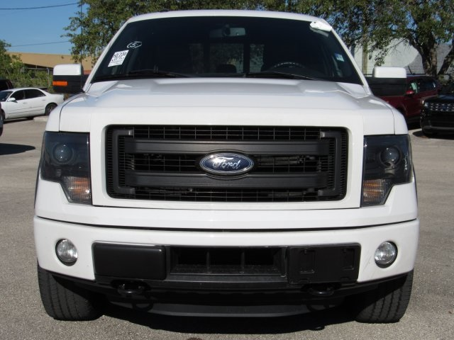 2014 F-150 Super Cab 4x4 Pickup #B87329F - photo 8