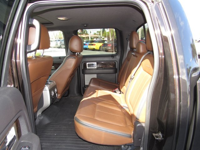 2013 F-150 Super Cab 4x4 Pickup #B87660 - photo 12