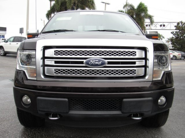 2013 F-150 Super Cab 4x4 Pickup #B87660 - photo 8