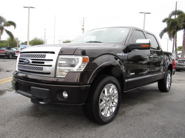 2013 F-150 Super Cab 4x4 Pickup #B87660 - photo 5