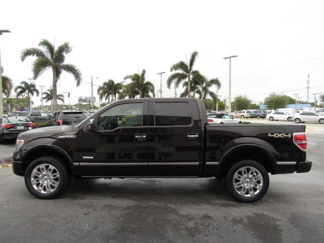 2013 F-150 Super Cab 4x4 Pickup #B87660 - photo 4