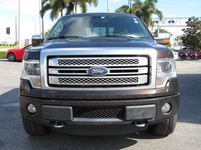 2013 F-150 Super Cab 4x4 Pickup #B87660 - photo 7
