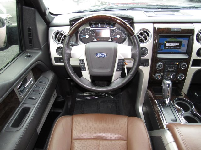 2013 F-150 Super Cab 4x4 Pickup #B87660 - photo 20