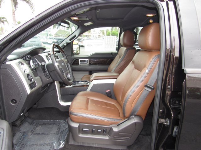 2013 F-150 Super Cab 4x4 Pickup #B87660 - photo 29