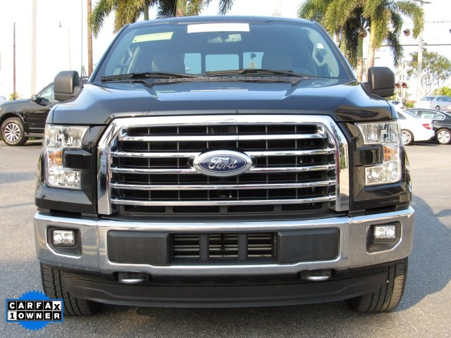 2015 F-150 Super Cab 4x4, Pickup #B89543F - photo 7