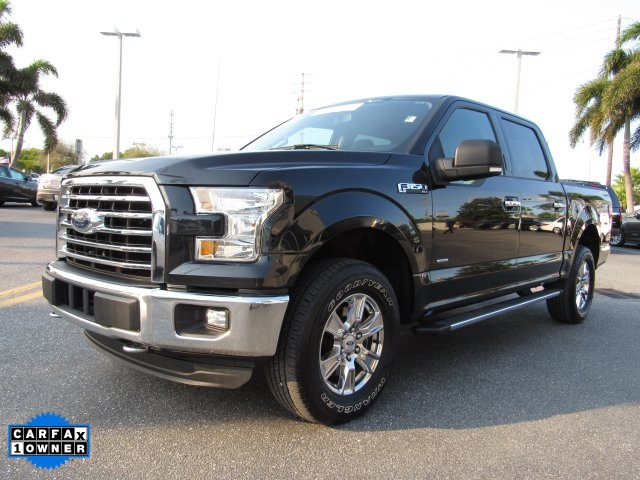 2015 F-150 Super Cab 4x4, Pickup #B89543F - photo 8