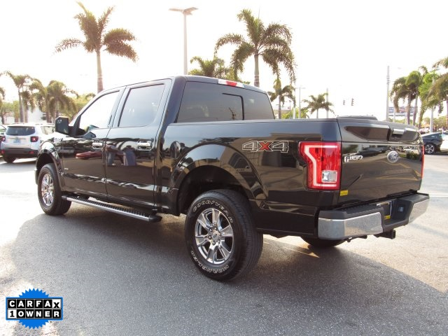 2015 F-150 Super Cab 4x4, Pickup #B89543F - photo 5