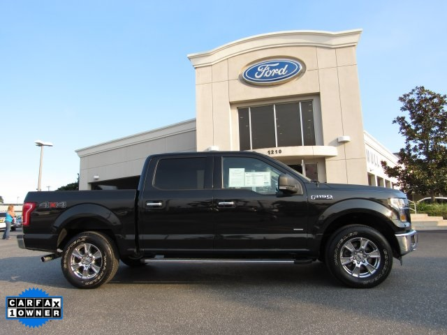 2015 F-150 Super Cab 4x4, Pickup #B89543F - photo 3