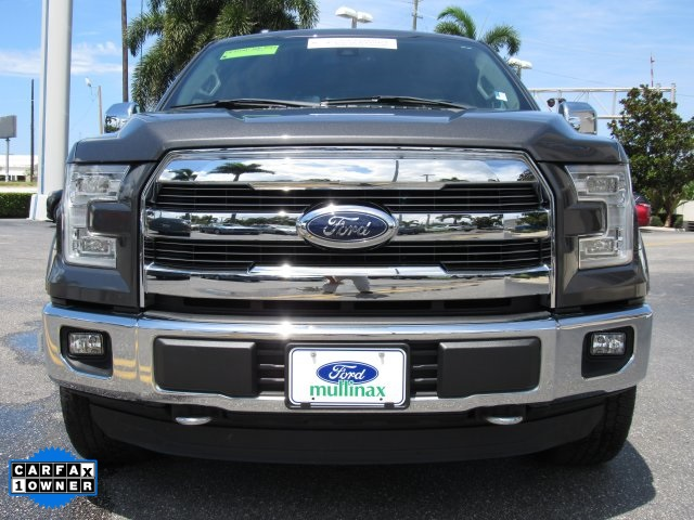 2015 F-150 SuperCrew Cab 4x4, Pickup #B94360 - photo 5