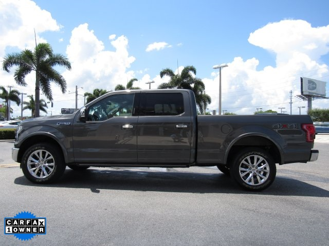 2015 F-150 SuperCrew Cab 4x4, Pickup #B94360 - photo 8