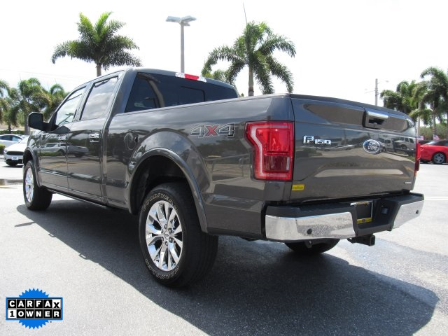 2015 F-150 SuperCrew Cab 4x4, Pickup #B94360 - photo 10