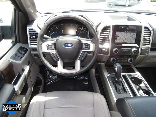 2015 F-150 SuperCrew Cab 4x4, Pickup #B94360 - photo 28