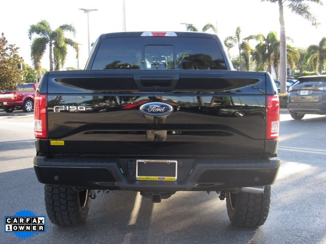 2016 F-150 SuperCrew Cab 4x4,  Pickup #C08677M - photo 6