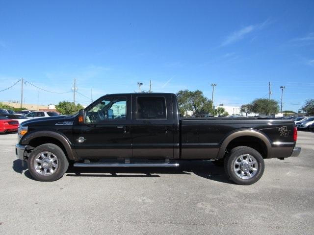 2015 F-350 Crew Cab 4x4 Pickup #C21345 - photo 6