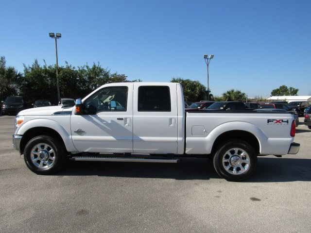 2011 F-250 Crew Cab 4x4, Pickup #C28597 - photo 4