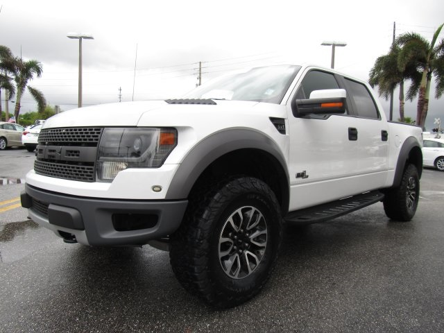 2014 F-150 Crew Cab 4x4, Pickup #C40297 - photo 8