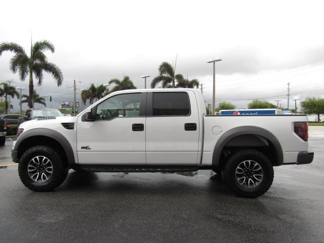 2014 F-150 Crew Cab 4x4, Pickup #C40297 - photo 4