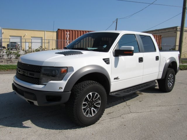 2014 F-150 Crew Cab 4x4, Pickup #C40297 - photo 5