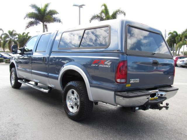 2006 F-250 Crew Cab 4x4, Pickup #C50643 - photo 7