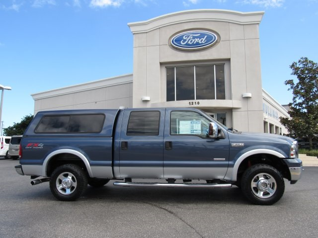 2006 F-250 Crew Cab 4x4, Pickup #C50643 - photo 12