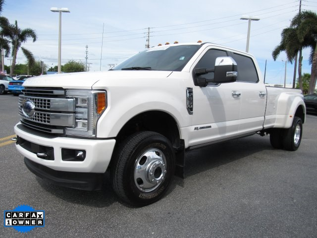 2017 F-350 Crew Cab DRW 4x4, Pickup #C66192 - photo 4
