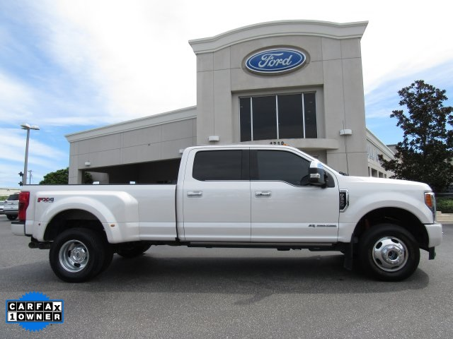 2017 F-350 Crew Cab DRW 4x4, Pickup #C66192 - photo 7