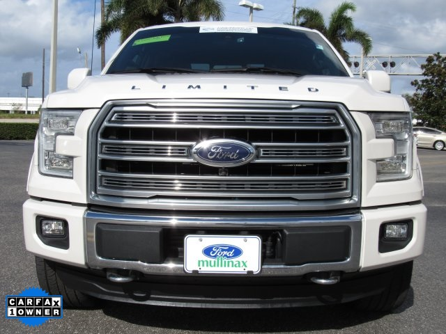 2016 F-150 Super Cab 4x4, Pickup #C76324M - photo 3