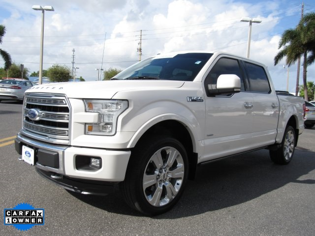 2016 F-150 Super Cab 4x4, Pickup #C76324M - photo 6