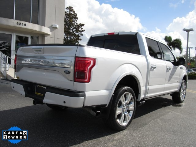 2016 F-150 Super Cab 4x4, Pickup #C76324M - photo 2