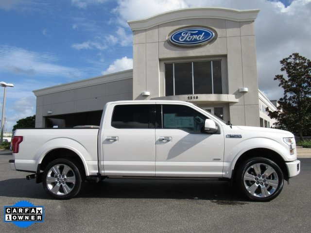 2016 F-150 Super Cab 4x4, Pickup #C76324M - photo 4