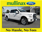 2016 F-150 Super Cab 4x4, Pickup #C76324M - photo 1