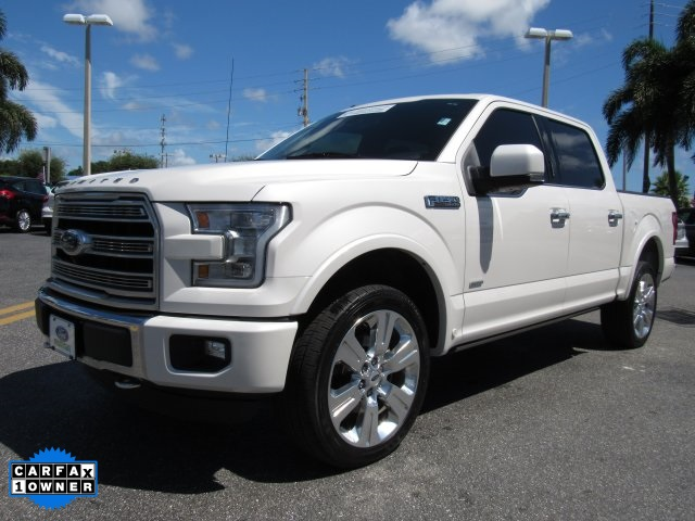 2016 F-150 SuperCrew Cab 4x4, Pickup #C91456M - photo 8