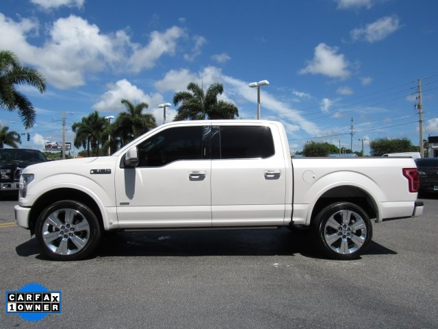 2016 F-150 SuperCrew Cab 4x4, Pickup #C91456M - photo 10