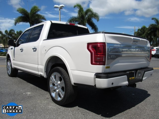 2016 F-150 SuperCrew Cab 4x4, Pickup #C91456M - photo 13