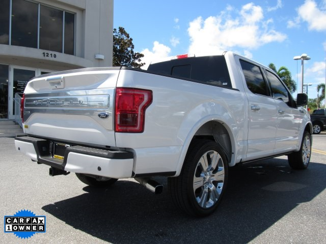 2016 F-150 SuperCrew Cab 4x4, Pickup #C91456M - photo 2