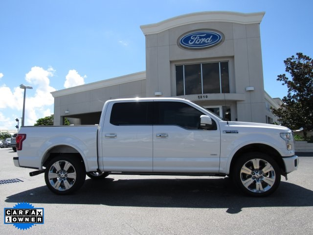 2016 F-150 SuperCrew Cab 4x4, Pickup #C91456M - photo 19