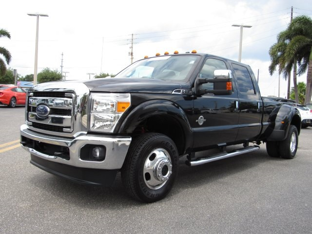 2015 F-350 Crew Cab DRW 4x4, Pickup #D03856 - photo 4
