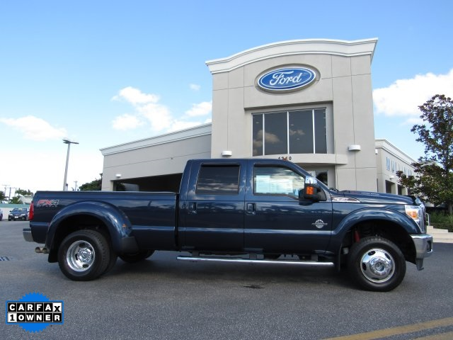 2015 F-350 Crew Cab DRW 4x4, Pickup #D14109 - photo 8