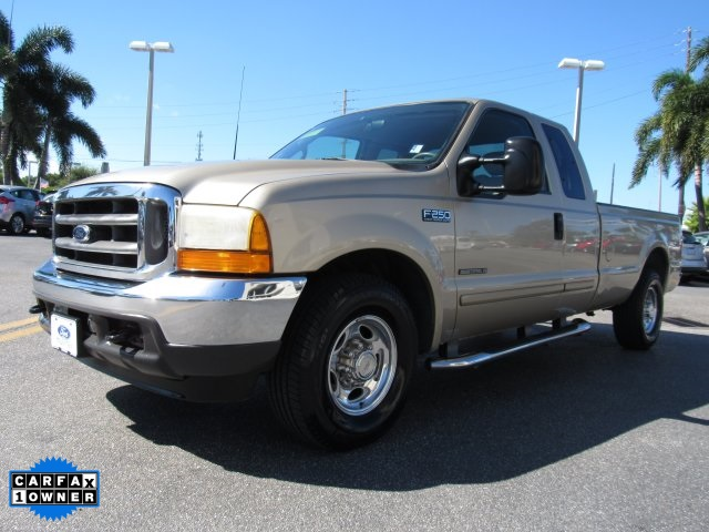 2001 F-250 Super Cab, Pickup #D34656 - photo 8