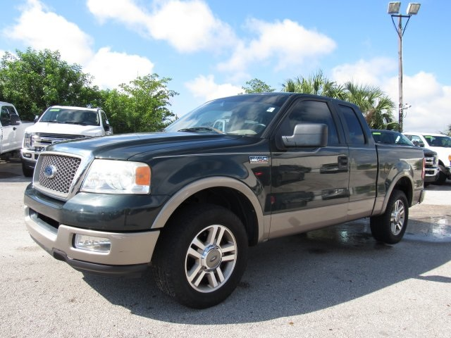 2005 F-150 Super Cab, Pickup #E27892 - photo 6