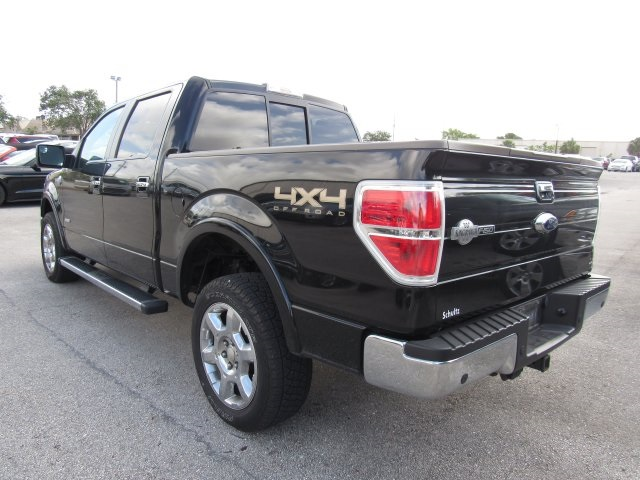 2013 F-150 SuperCrew Cab 4x4, Pickup #E85585 - photo 14